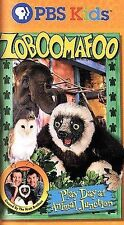 Zoboomafoo - Play Day at Animal Junction [VHS], Good VHS, , Jacques Laberge, Pie