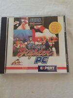 Virtua Fighter PC Sega 1995 CD-ROM PC Video Game Vintage Windows 95 98