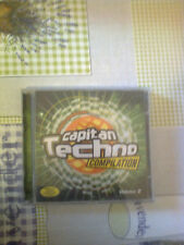 CAPITAN TECHNO COMPILATION  - VOLUME 2 - CD