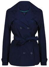 Plus Size Button Raincoats for Women
