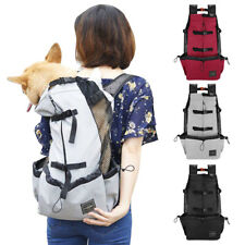 Dog Carrier Backpack Large Pet Outdoor Travel Bag Sport for Hiking Bike K9 M-XL