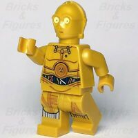 New Star Wars LEGO® C-3PO Droid Minifigure 75159 75136 75173 75222 75228 75192