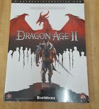 Dragon Age II: The Complete Official Guide Game Book Brand New Sealed Ships Free