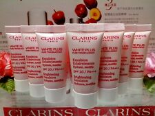 ☾10 PCS☽Clarins White Plus SPF20/PA+++✰☾Anti-Dark Spots Emulsion☽✰◆5ml◆FREEPOST!