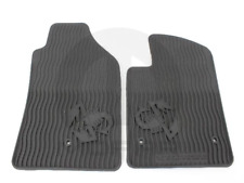 2012-2019 Fiat 500 Mopar All-Weather Floor Mats (Front & Rear) 82213520
