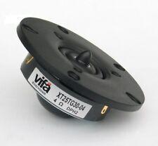 1pcs Original Vifa XT25TG30-04 Dome Tweeter Speaker 4ohm 100W