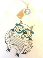 Owl Tote Bag   **HANDMADE, CAN BE PERSONALISED, ECO-FABRIC**