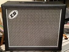 "EB British Style 1 x 12"" guitar speaker cabinet empty or with a speaker for $$$$"