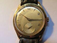 Montre TISSOT or 18K vintage vers 1940