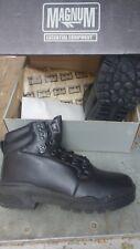 Anfibi scarpe antinfortunistiche MAGNUM UK punta ferro suola antiscivolo