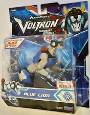 """Voltron Basic Action Figure Blue Lion 5"""" Playmates"""