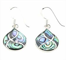 Abalone Shell Sterling Silver Fine Jewellery
