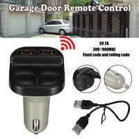 Universel Télécommande pour Voiture Porte Garage Électrique Portail W/Voiture
