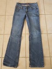 Esprit sz 8 bootcut jeans stretch Feature stitching Eyelets cargo jeans gc