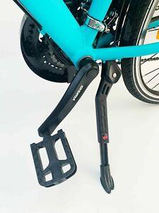 Fahrradständer Verstellbar Seitenständer Alu Universal 20 bis 28 Zoll HEAVY DUTY