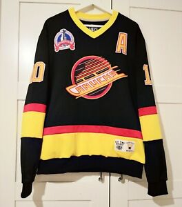 Sweatshirt Vancouver Canucks Pavel Bure 10 / Stanley Cup Final 1994