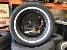4x185x70x13 WHITEWALL TYRES SUIT HOLDEN FB FC EK EJ EH HD HR EARLY FORD XL XM XP