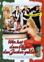 """WER HAT DEM AFFEN DEN ZUCKER GEKLAUT (""""GRAND HOTEL EXCELSIOR"""") / DVD - NEUWERTIG"""