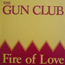The Gun Club FIRE OF LOVE Australian RARE LP