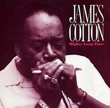 James Cotton-MIGHTY LONG TIME (New 2 VINYL LP)