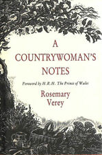A Countrywoman's Notes: Miniature Edition by Verey, Rosemary