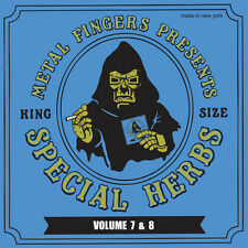 MF Doom - Special Herbs 7 & 8 [New CD]