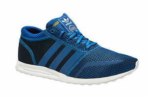 ADIDAS Originals mens LA Los Angeles shoes trainers AF4229 continental blue navy