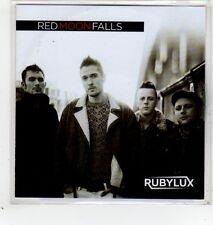 (GD231) Rubylux, Red Moon Falls - DJ CD
