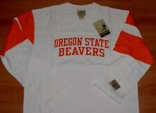 Oregon State Beavers Long Sleeve T-Shirt Xl Embroidered Logos Reebok Ncaa