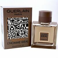 Guerlain L'Homme Ideal Edp Eau de Parfum Spray 50ml NEU/OVP