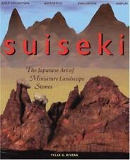 Suiseki: The Japanese Art of Miniature Landscape Stones FINE Paperback