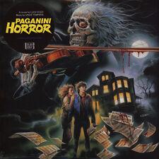 Vince Tempera - OST  Paganini Horror Colored Vinyl  (2LP - 1989 - EU - Reissue)