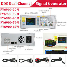 KKmoon 20-60MHz DDS Generator Digital DDS 2-Channel Signal Generator Function