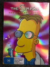 THE SIMPSONS ~ SEASON 16 COLLECTORS EDITION ~ GREAT GIFT IDEA
