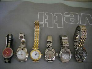 stock orologi da polso vintage metallo
