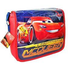 Children's Disney / TV Character Shoulder Messenger Bag - Cars