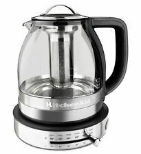 KitchenAid 1.5 L Glass Tea Kettle, KEK1322SS