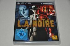 Playstation 3 Spiel - L.A. Noire - Rockstar Games Action - Deutsch Komplett PS3