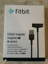 Charging Cable for Fitbit Inspire/Inspire HR and Ace 2 - Black
