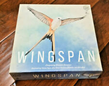 Wingspan Competitive Bird-Collection Engine-Building Game Complete Game