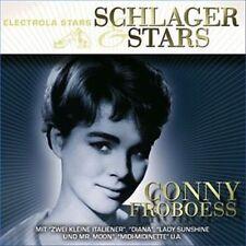 CONNY FROBOESS - SCHLAGER & STARS * NEW CD