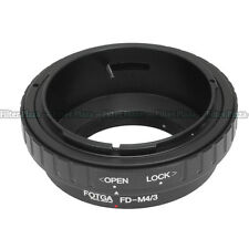 CANON FD lens to Micro 4/3 M4/3 Adapter for E-P1 E-P2 EPL1 GF1 GF2 G1 G2 G3 GH1