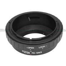 CANON FD lens to Micro 4/3 M4/3 Adapter for E-P1 E-P2 EPL1 GF1 GF2 G1 G2 G3 GH1