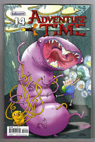ADVENTURE TIME with FINN & JAKE #14 - MIKE HOLMES COVER A - KABOOM COMICS
