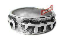 925 Sterling Silver ANI LEDODI VEDODI LI RING - Jewish Hebrew Wedding Gift