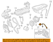 TOYOTA OEM 96-01 Camry-Engine Crankshaft Crank Position Sensor CPS 9008019011