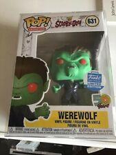 Werewolf - Scooby doo series Pop Funko