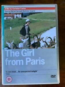 The Girl From Paris DVD 2000 Français Drame Film Largeur/Mathilde Seigner