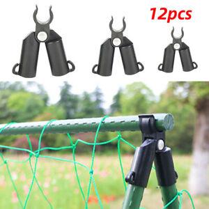 12X Plant Support Awning Pillar Accessories A Clip Set Up Climbing Vine Bracket