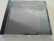 The Magic Of The Pan Pipes (CD Album) - Used very good
